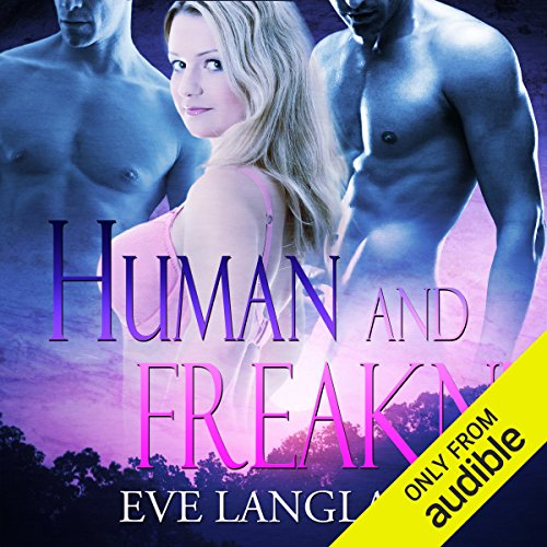 Human and Freakn' audiobook cover art