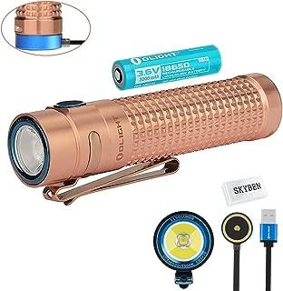 18650 flashlight batteries
