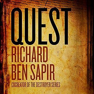 Quest audiobook cover art