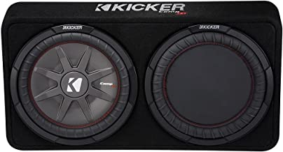 Kicker CompRT 43TCWRT124 Single 12