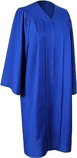 Unisex Adults Choir Robes Graduation Matte Gown Only