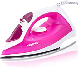Geepas Steam Iron Gsi7808, Multi Color