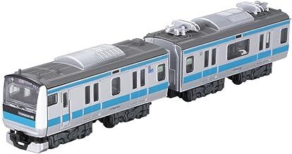 Bトレインショーティー E233系 京浜東北線 (先頭+中間 2両入り) プラモデル