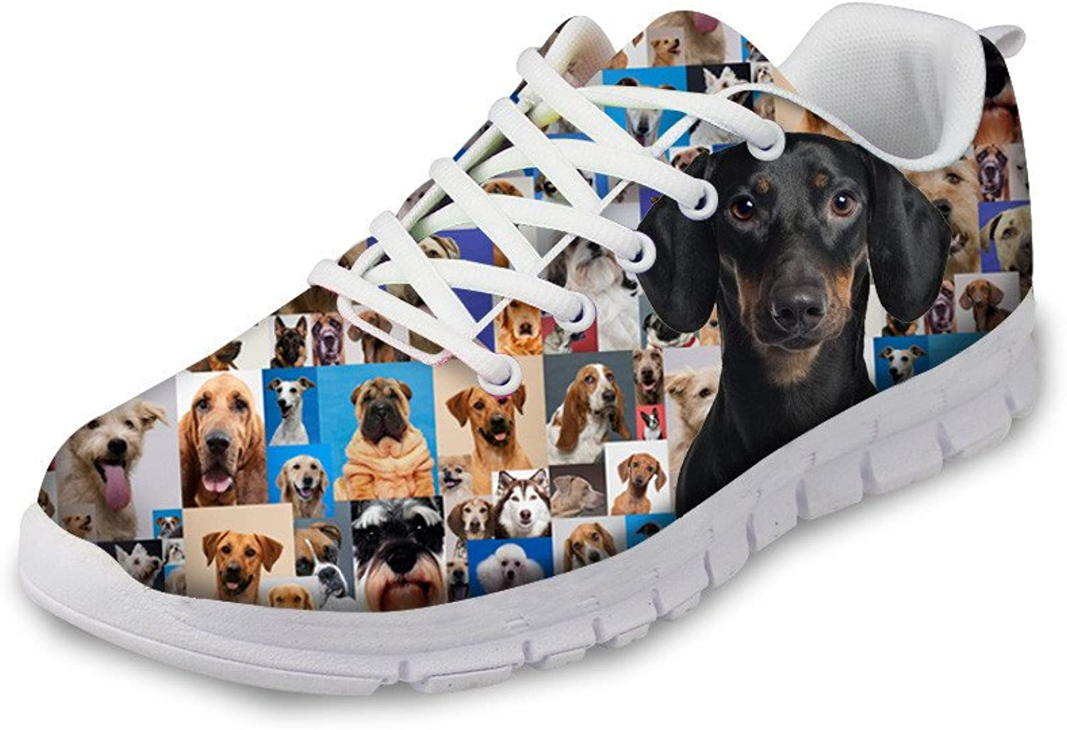 Xinind Lightweight Mesh 3D Animal Boys Stylish Casual shoes Girls Athletic Sneakers