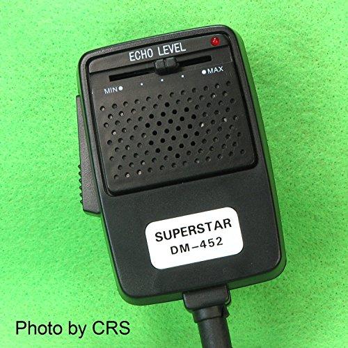 CB Radio Echo/Power Mic/Microphone with 4 pin Plug - Workman DM452