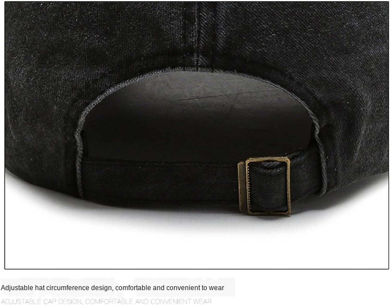 New York Hats for Women and Men Adjustable Strapback Baseball Cap Vintage Washed Distressed Dad Hat