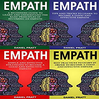 Empath: Bible of 4 Manuscripts in 1  audiobook cover art