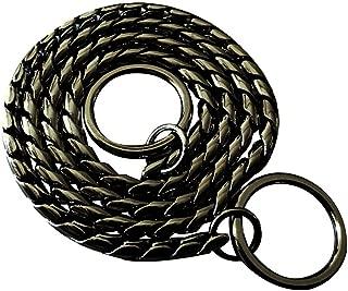 DYBEN Pet Training Snake P Chain Dog Choke Collar