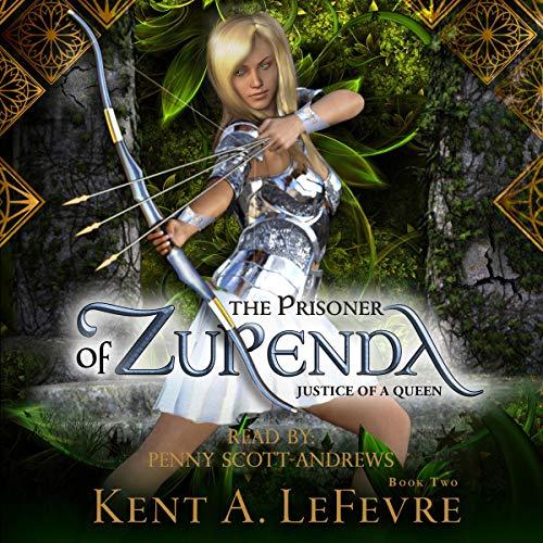 The Prisoner of Zurenda cover art