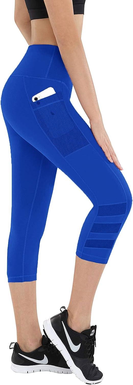 Limited time trial price QVESELU Women's Capri Legging Pants Athletic High-Waist L Super sale Active