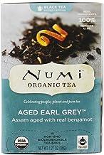 Black Tea Aged Earl Grey Numi Teas 18 Bag