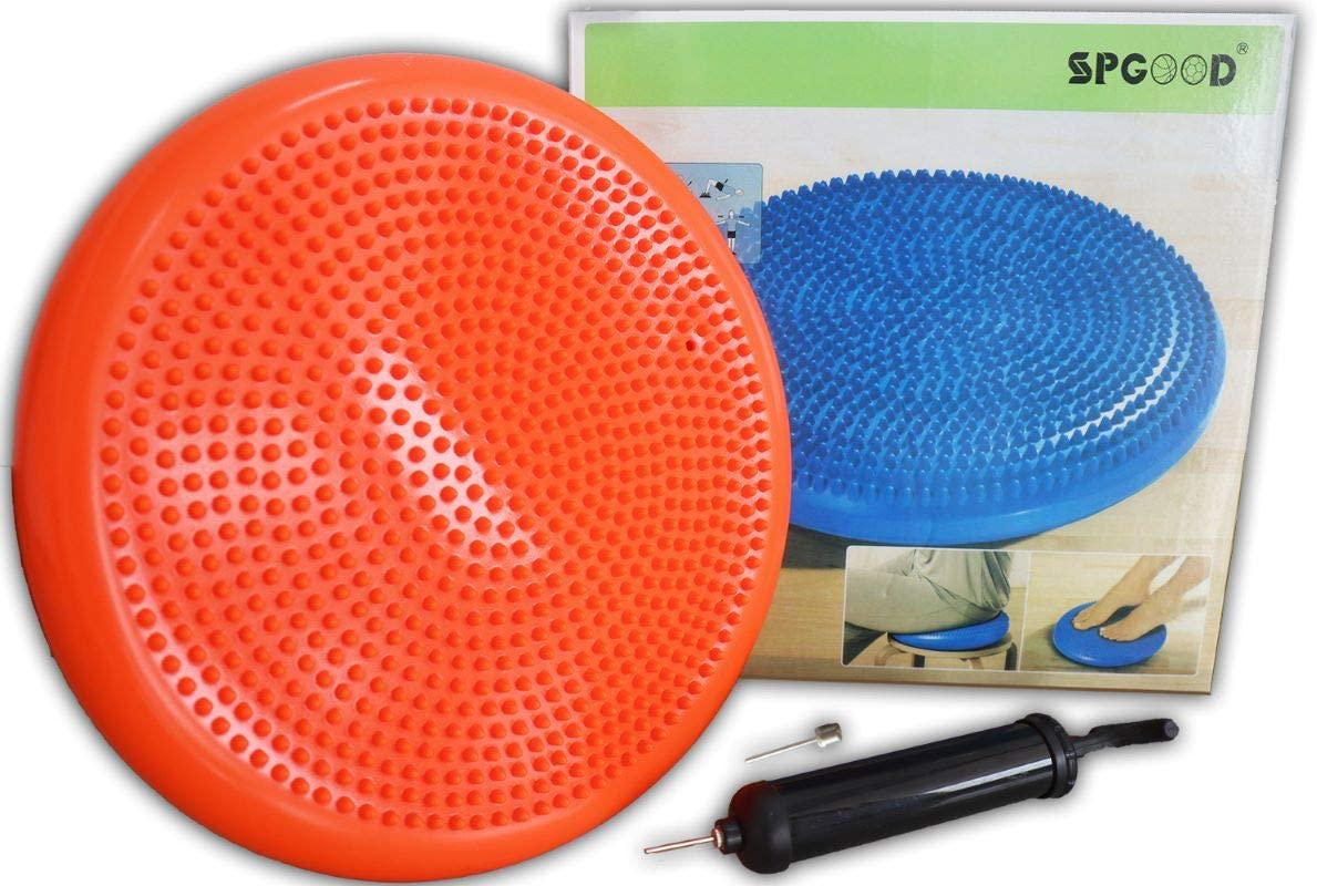 Fit Stres Wobble Cushion - Stability Balance Disc - Fitness Core