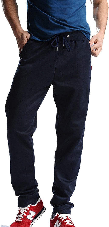 The small cat Sweat Pants Men Joggers Pants Elastic Waist Loose Sweat Pants for Men Plus Size 4XL Casual Trousers