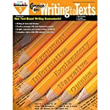 Newmark Learning Grade 3 Common Core Writing to Text Book (CC Writing)