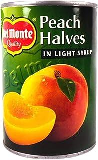Del Monte Peach Halves in Syrup - 420 gm