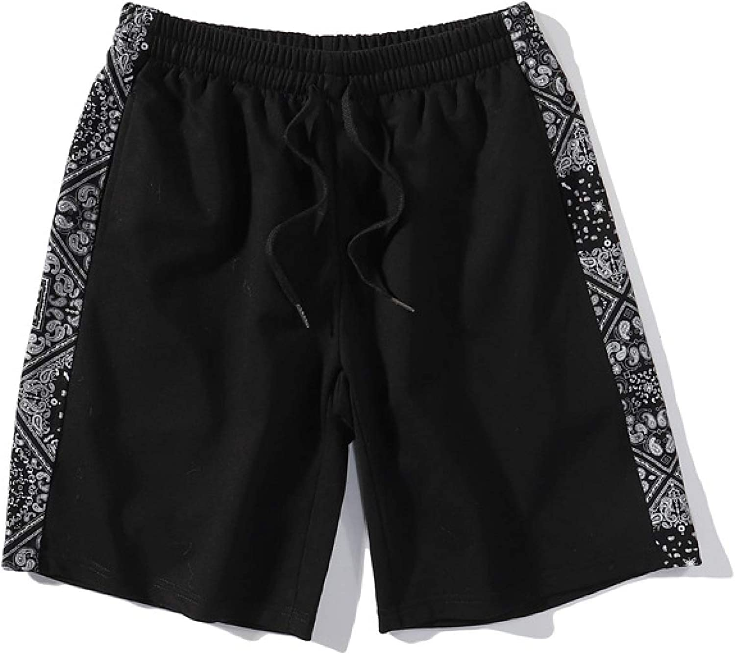 Men's Casual Shorts Summer Fashion Loose Trend All-Match Outer Wear Running