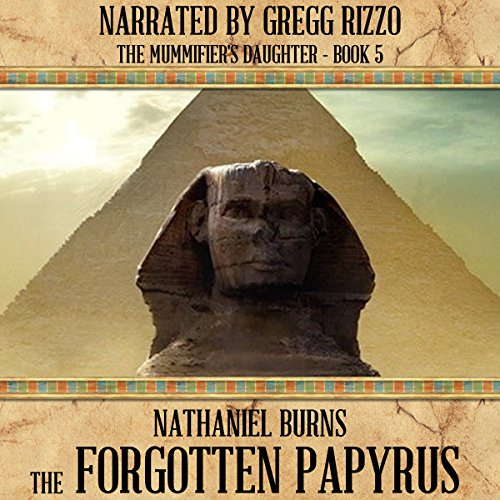 The Forgotten Papyrus audiobook cover art