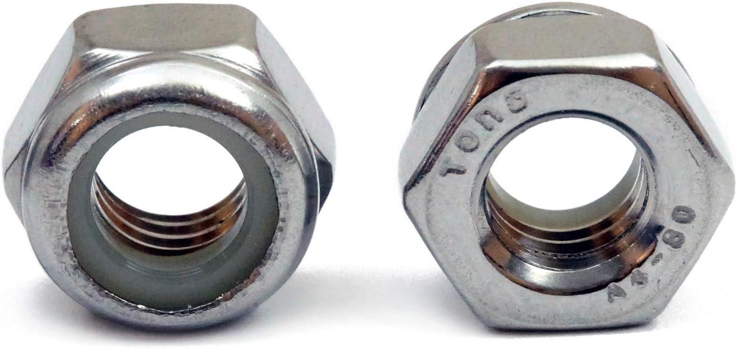 32x Lock Bolts M8 x 16 with Nut 8x16 Flat Round Screws DIN 603 Square