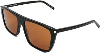 5829989a196 Yves Saint Laurent SL156 004 56mm Avana   Brown Sunglasses
