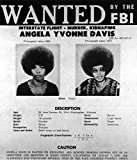 Wanted poster of Angela Davis Photo Print (8 x 10)