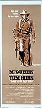 Tom Horn Movie Poster (14 x 36 Inches - 36cm x 92cm) (1980) Insert -(Steve McQueen)(Linda Evans)(Richard Farnsworth)(Billy Green Bush)(Slim Pickens)
