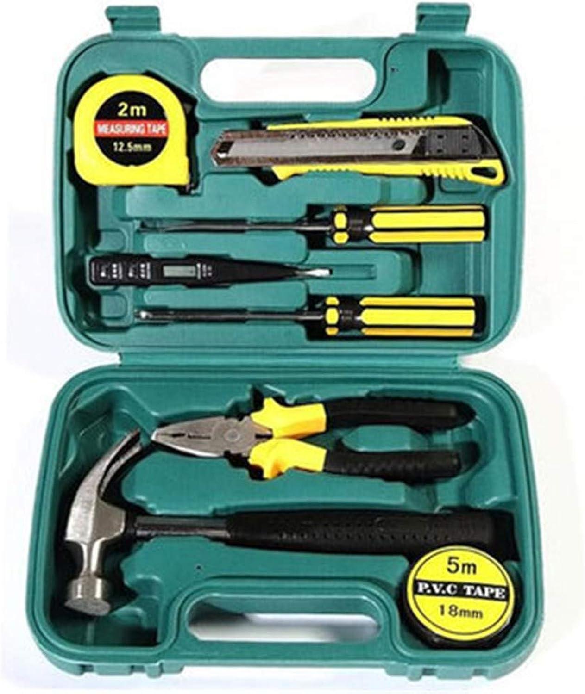 LCCMJCK Schraubendreher Auto Reparatur Emergency Emergency Emergency Kit Haushalt Kombination Werkzeuge 12 Hardware Kombination Automotive Supplies, 8009A B07JM8ZPFN | Niedriger Preis  14e447