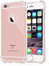 E COSMOS Back Cover Case for Apple iPhone 6 iPhone 6s TPU Plastic Transparent
