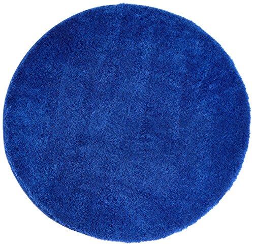 Opal 09005291449 Dyckhoff badmat, rond, diameter 100 cm, 449, kobalt