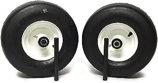 MowerPartsGroup (2) Exmark Toro Pneumatic Wheel Assem 13x6.50-6 Lazer Z Master 103-0069 103-0065