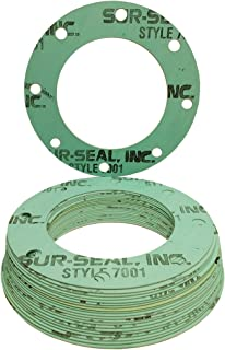 Sterling Seal CRG7001.2000.062.150X5 7001 Compressed Non-Asbestos Pack of 5