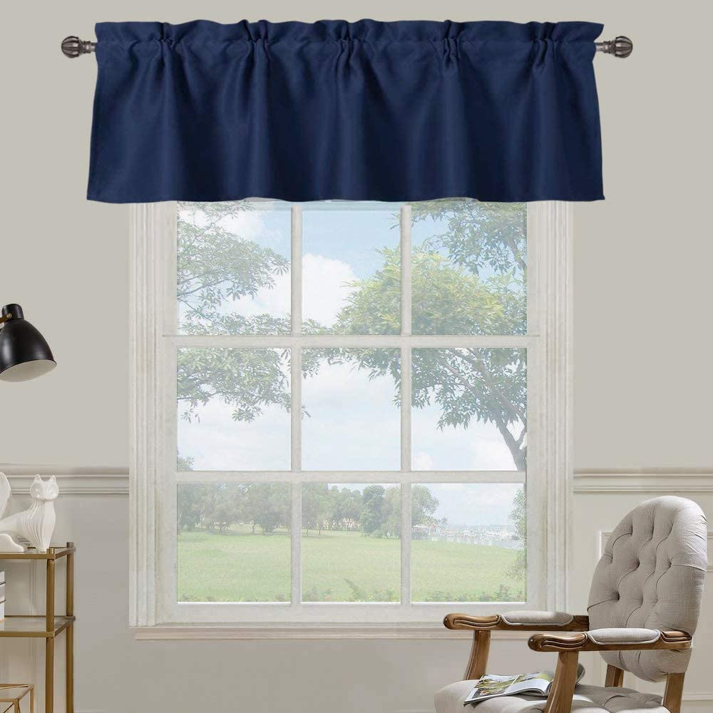 Eternal Beauty Ranking TOP7 Blackout Window Valance Dark Our shop most popular for Curtains Kitchen