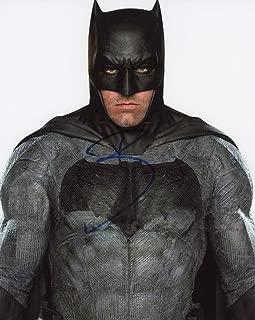 BEN AFFLECK - Batman v. Superman AUTOGRAPH Signed 8x10 Photo
