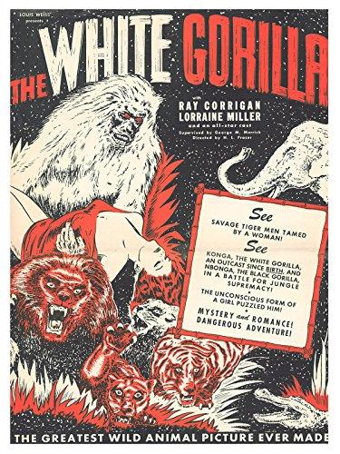 White Gorilla