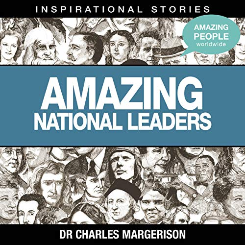 Amazing National Leaders audiobook cover art