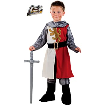 Limit Sport - Disfraz medieval de Cid para niños, talla 6 (MI420 ...