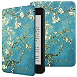 MOCA Compatible Smart Flip Cover case for 2018 Kindle Paperwhite 10 10th th