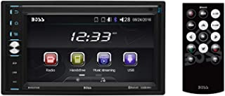 BOSS Audio BV9370B Car Stereo - Double Din, Bluetooth Audio and Hands Free Calling, 6.5 Inch Touchscreen LCD Monitor, MP3 ...