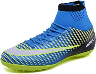 V-Hao New Soccer Boots for Men Boys Professional Soccer Shoes High-Top with Cleats