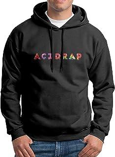 Acid Rap Men`S Fashion Pullover Hood Cool Long Sleeve Hoodie Sweatshirt