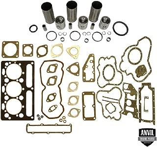 1209-AD31524 Massey Ferguson Parts Anvil Base Engine Kit 135; 150; 1544; 160; 20 INDUST/CONST; 200 COMBINE; 200B CRAWLER; 20C INDUST/CONST; 20D INDUST/CONST; 20F INDUST/CONST; 2135 INDUST/CONST; 2200