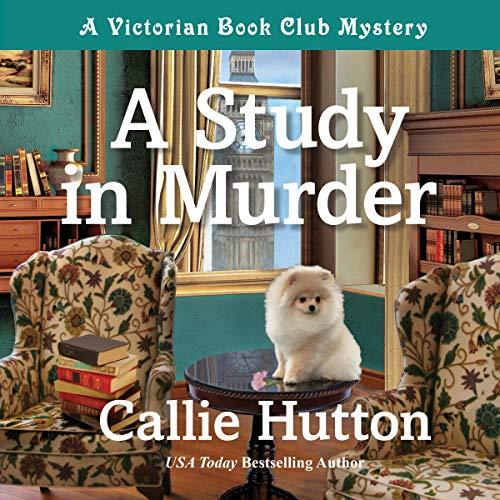 A Study in Murder audiobook cover art