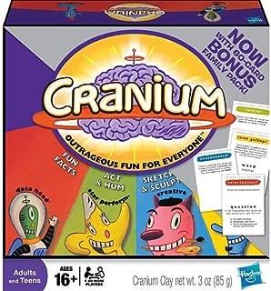 Hasbro Cranium Board Game with Bonus Pack