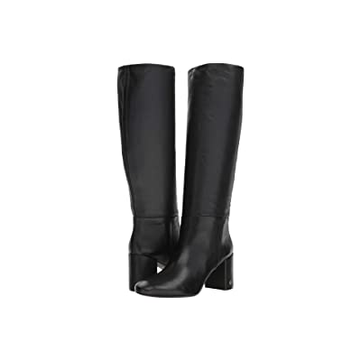Tory Burch Brooke Slouchy 75mm Boot (Perfect Black) Women
