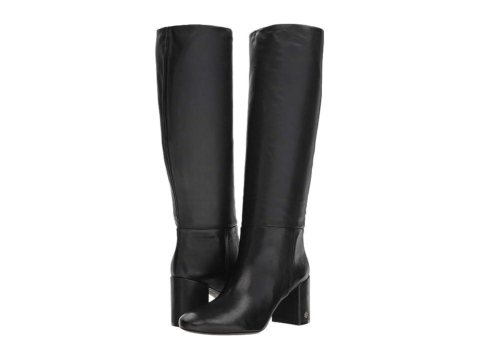 Tory Burch Brooke Slouchy 75mm Boot (Perfect Black) Women