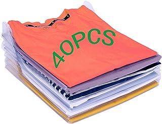 Nifogo Organisateur d'armoire Vêtements Placards,Chemise Fichier Rangements,Organiseur de vêtements ou de Documents,Closet...