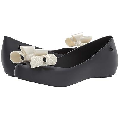Melissa Shoes Ultragirl Sweet XV (Black/White Metal) Women