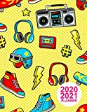 2020 2021 Planner: Pretty Two Year Monthly Pocket Calendar 2020-2021 | 24 Months Agenda Planner | 24 Months Jan 2020 to Dec 2021 | Monthly, Weekly and Daily Planner | Cover Design Code DT 00102993