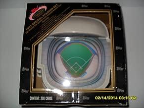1991 stadium club baseball set