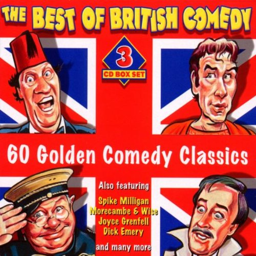 The Best of British Comedy: 60 G...