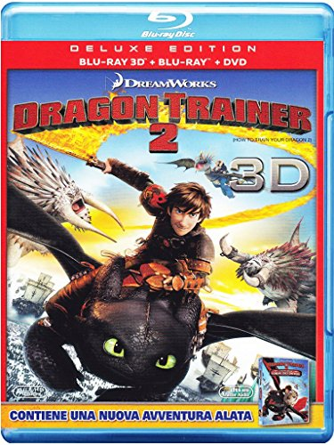 Dragon Trainer 2 (Blu-Ray 3D);How To Train Your Dragon 2